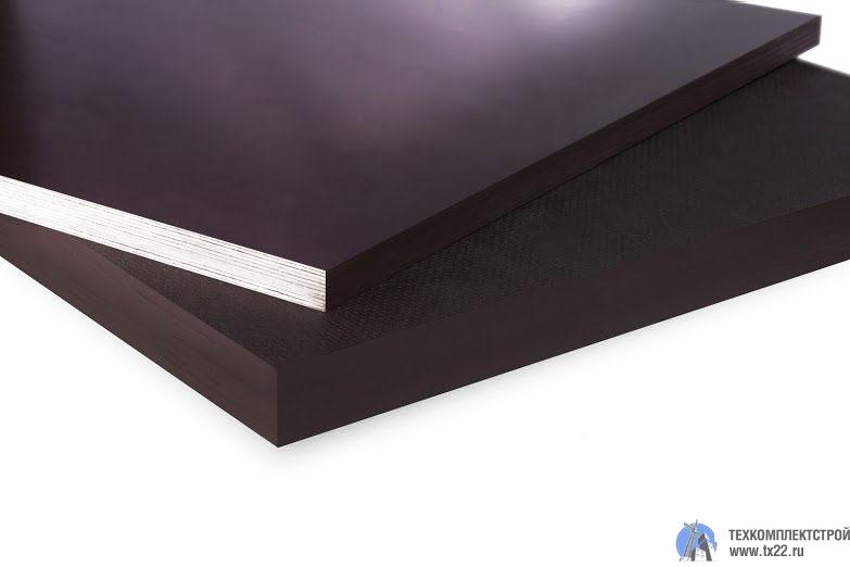 Фото товара Фанера ламинированная 15мм - гладкая/сетка