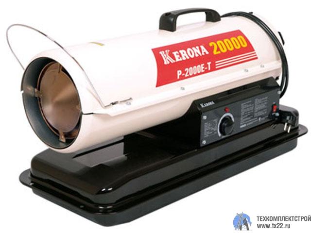 Фото товара Тепловая пушка KERONA P-2000E-T
