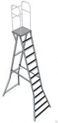 Фото товара Лестница с площадкой Л-312А 1,5м