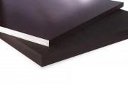 Фото товара Фанера ламинированная 27мм гладкая/гладкая