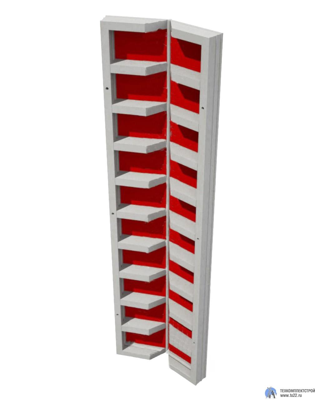 Фото товара Угловой шарнирный щит