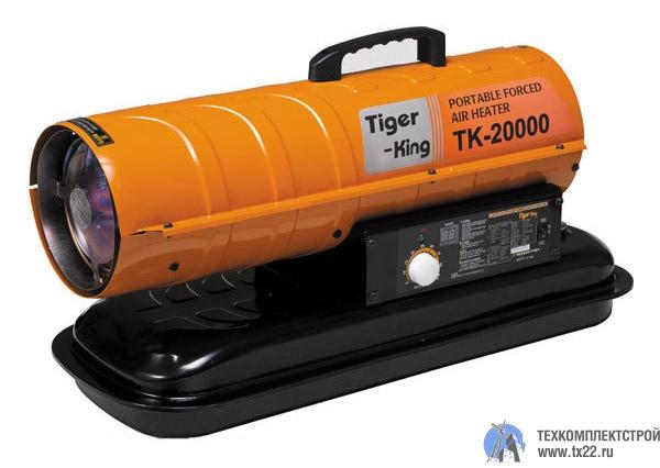 Фото товара Тепловая пушка TIGER-KING TK-20000