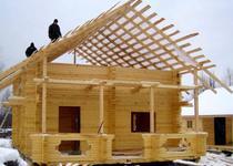 Деревянный дом что нужно для строительства?